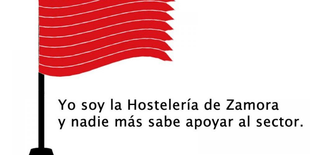 Yo soy la Hostelería de Zamora y nadie más sabe apoyar al sector.